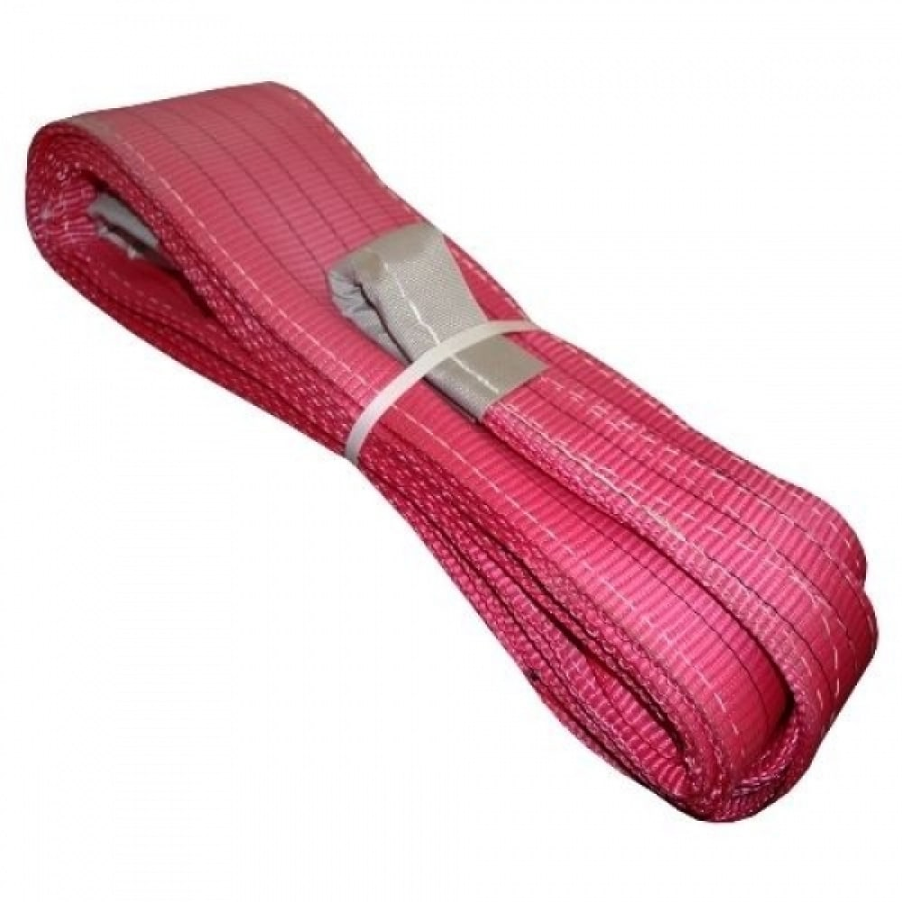 Текстильный петлевой строп промышленное оборудование стп 5,0/2500 sf 5:1, 125 мм 7930092360559