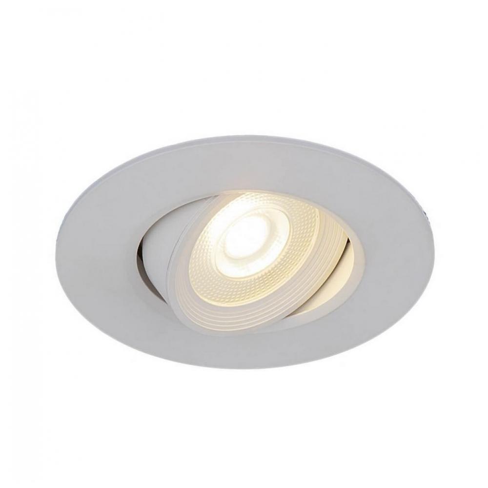 Купить Встраиваемый светильник elektrostandard 9914 led 6w wh белый a044624