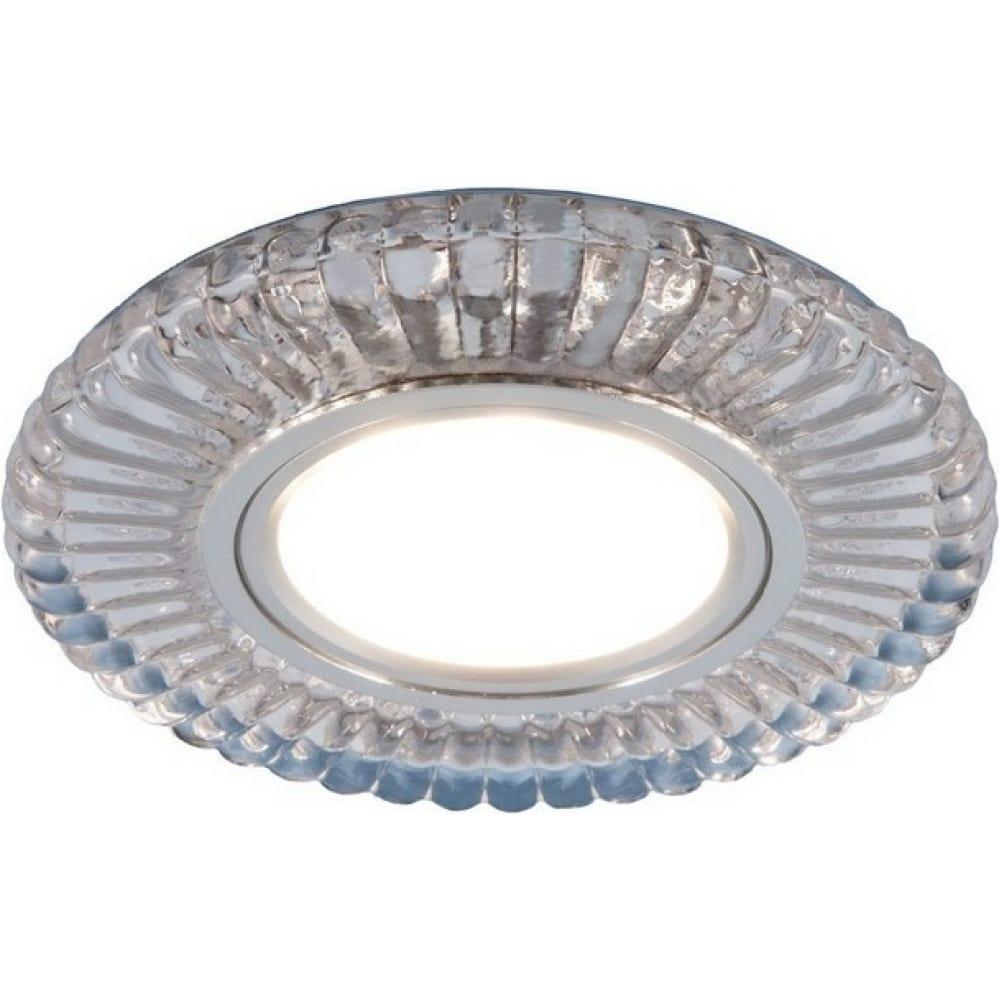 Купить Встраиваемый светильник elektrostandard 2239 mr16 cl прозрачный a045480