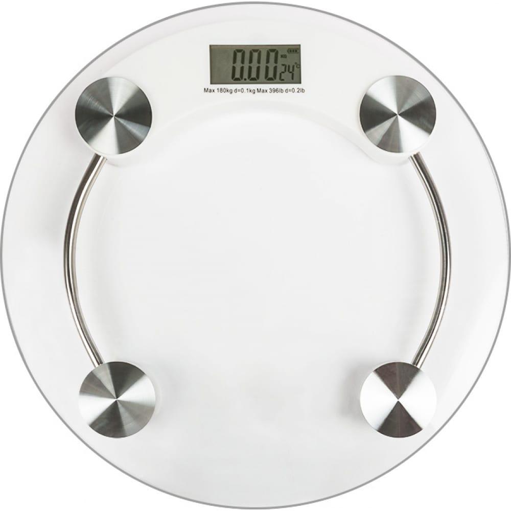 Купить Напольные электронные весы rexant до 180 кг, стекло 72-1200