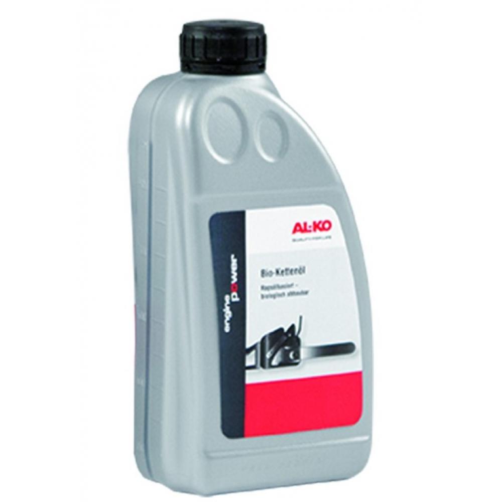 Купить Масло (биоразлагаемое bio v100; 1 литр) для смазки цепи al-ko 113480