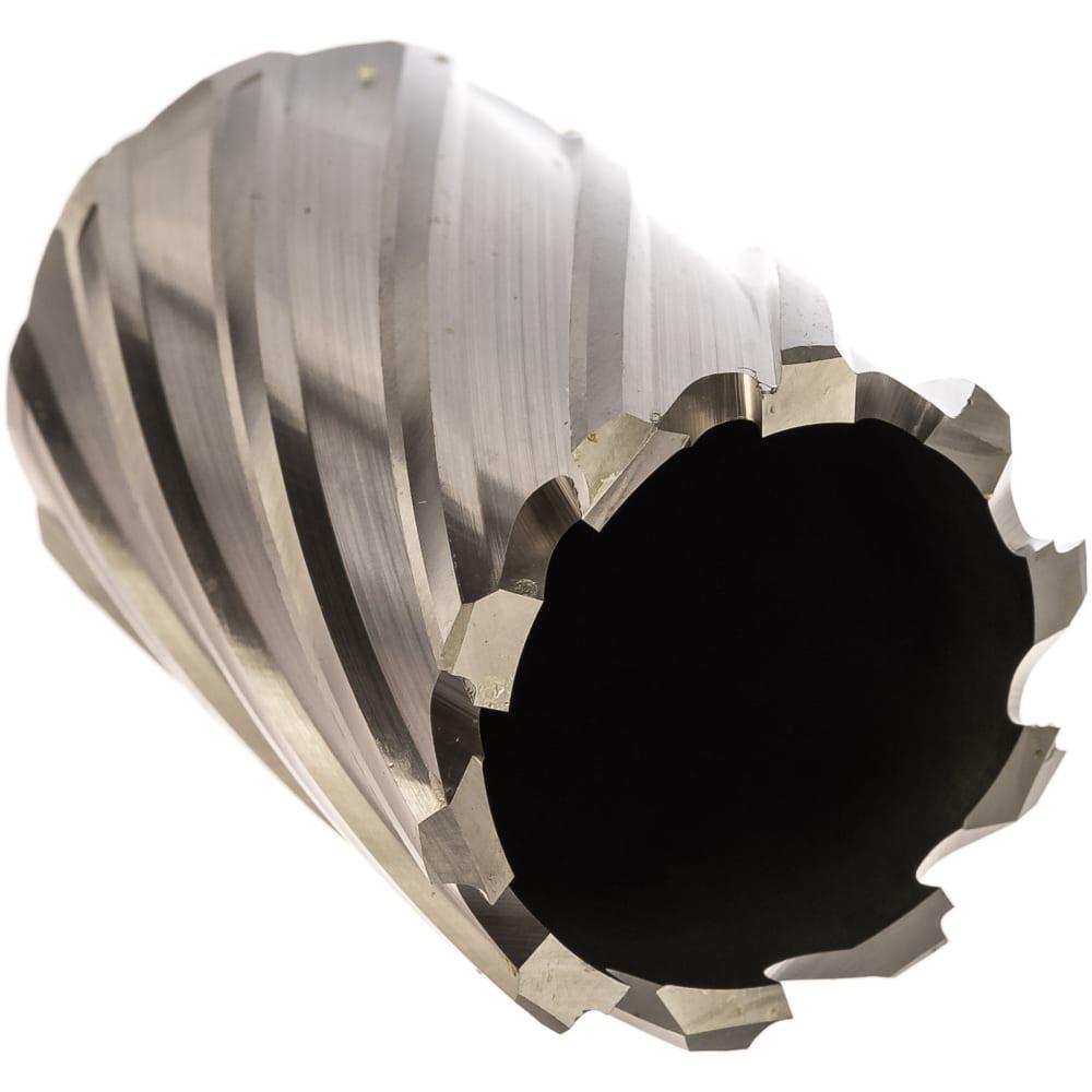 Сверло корончатое hss (45х50 мм; weldon
