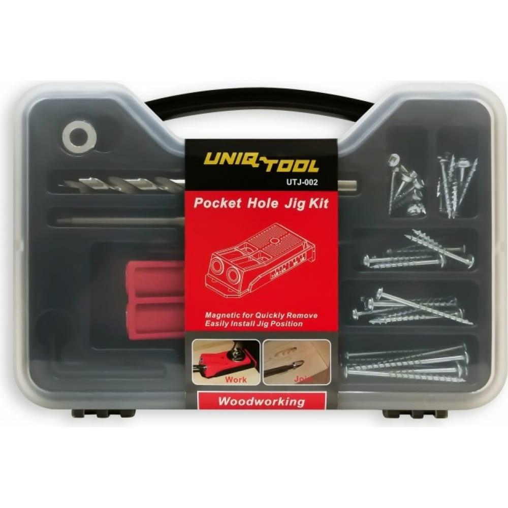 Купить Приспособление для соединения саморезами pocket hole tool kit uniq tool utj-002