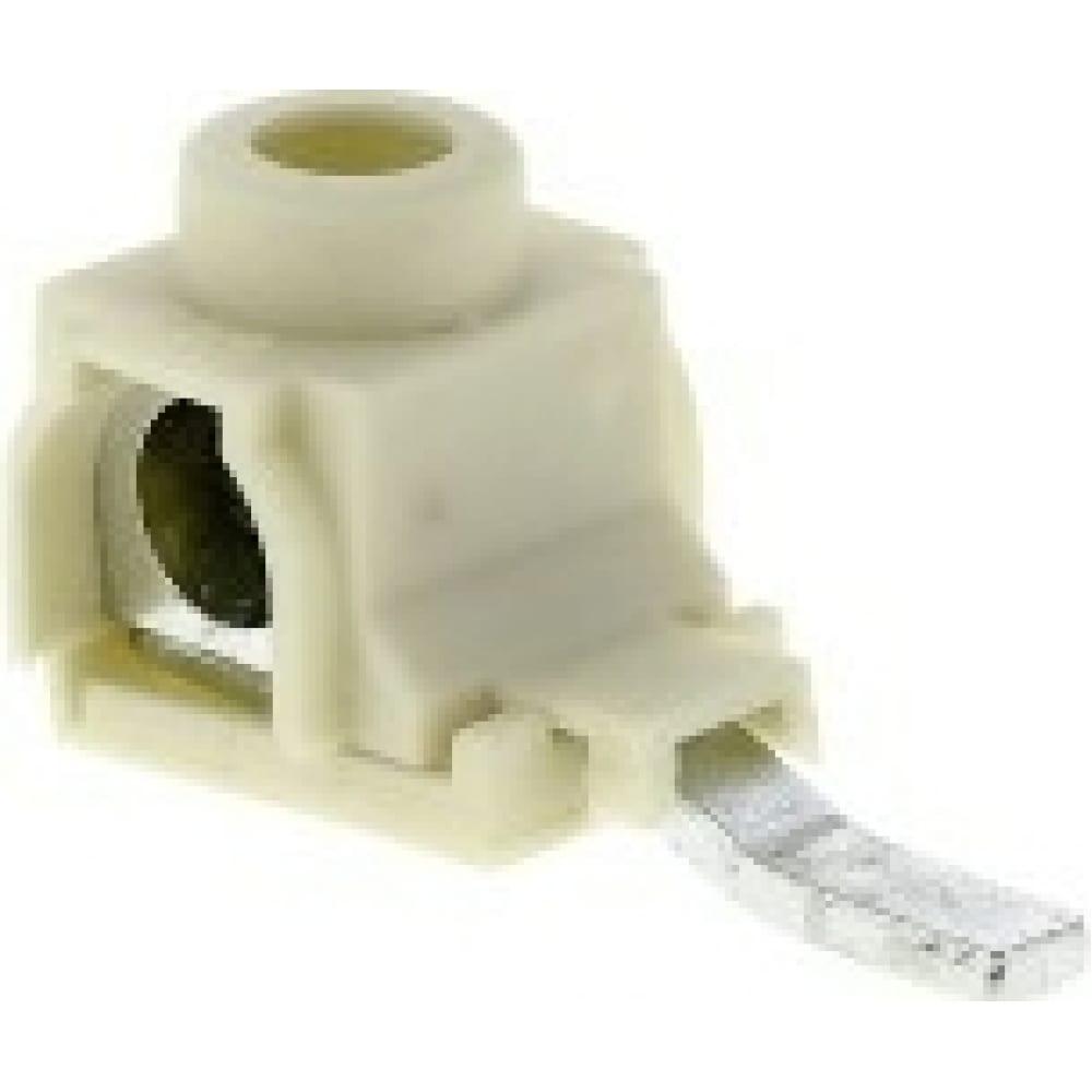 Зажим под проводник для совместного подключения с шиной ekf, pin, proxima sqck-s-r