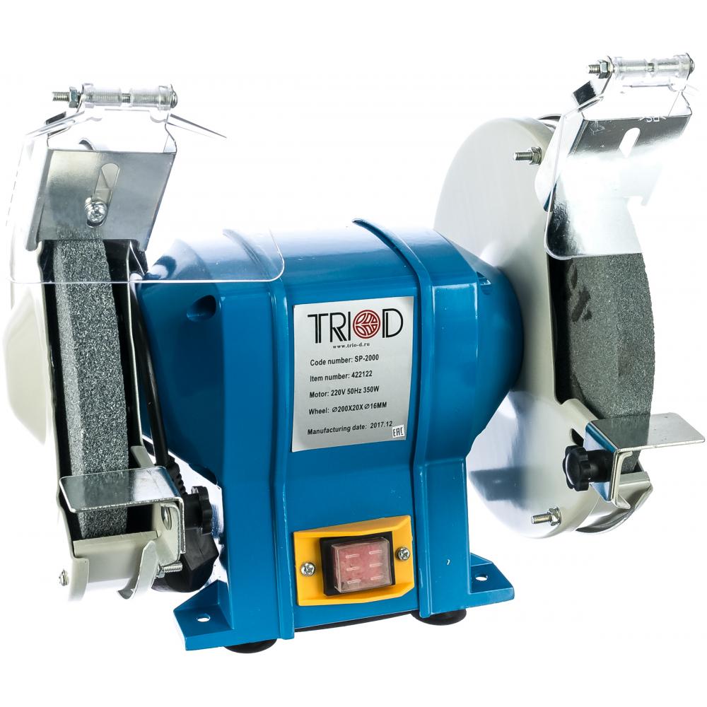 Обдирочно шлифовальный станок triod sp 2000 422122