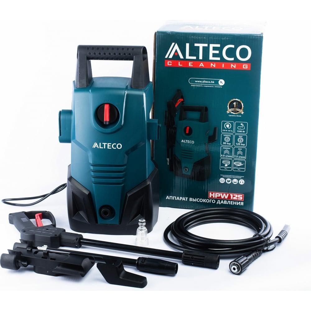 Аппарат высокого давления alteco hpw 2109 27188