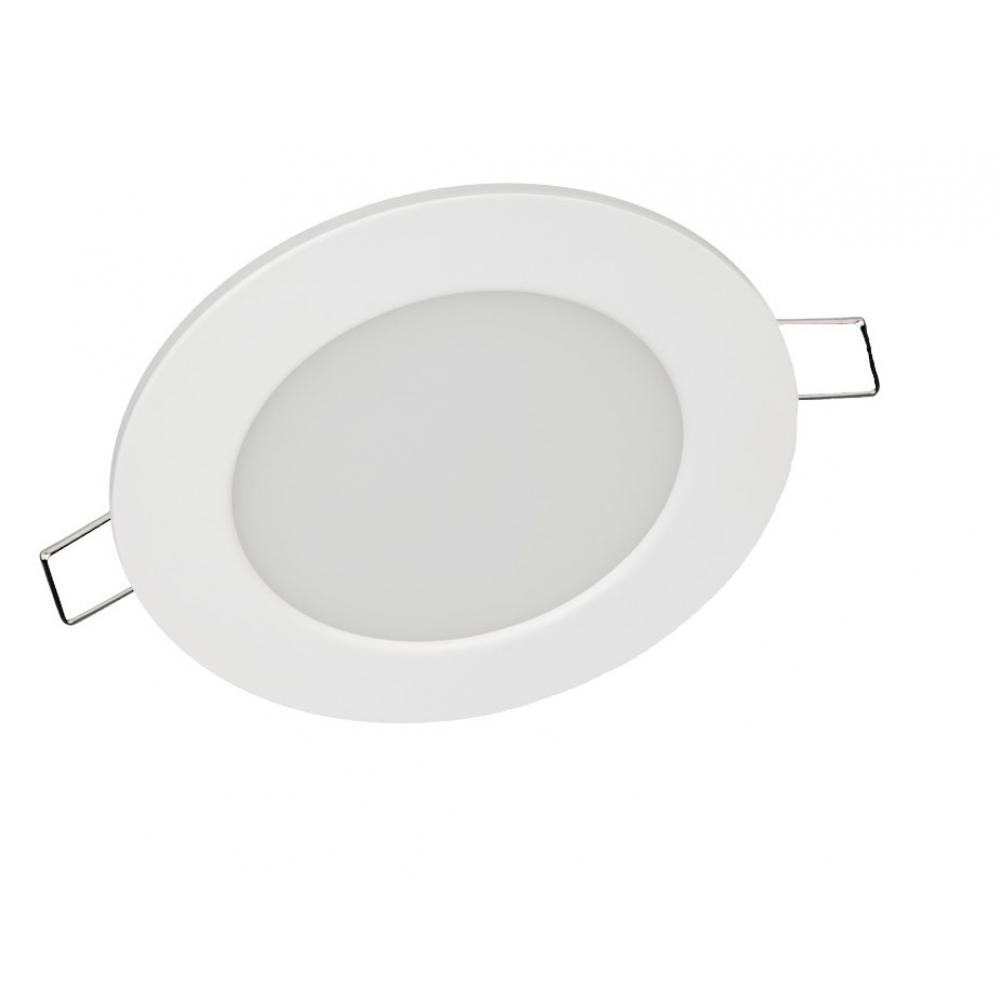 Купить Светодиодная круглая панель in home rlp-vc 9вт 230в 6500к 630лм 118мм белая ip40 4690612024523