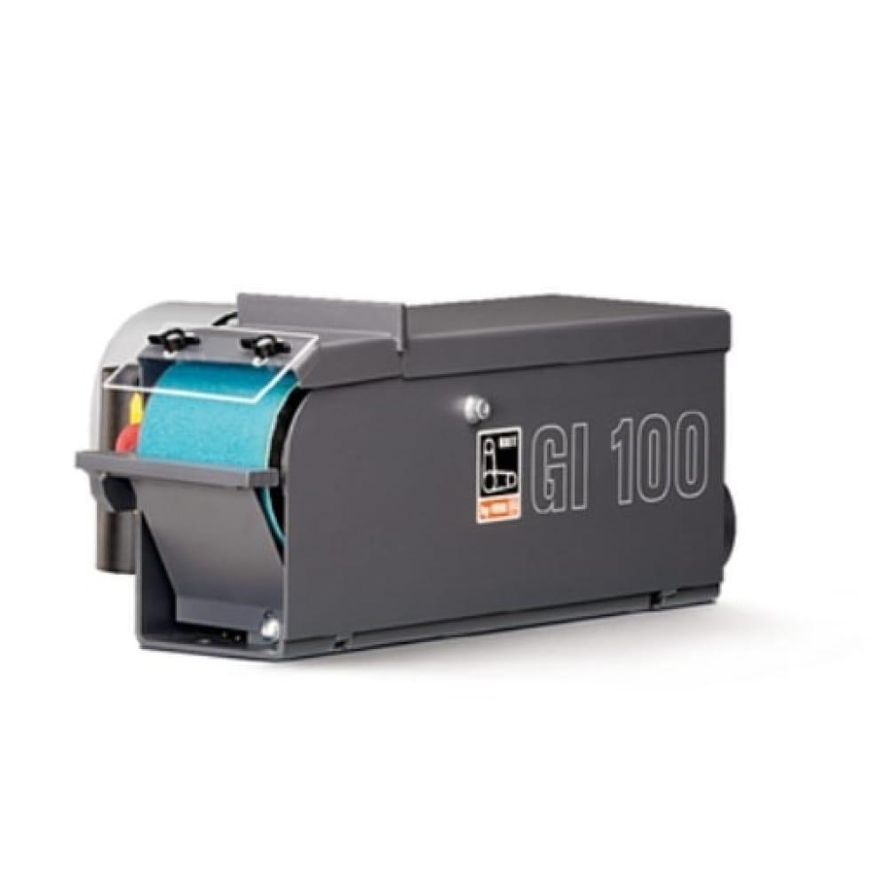 Ленточно-шлифовальный станок fein 100 мм, однофазный, grit gi 100 ef 79022300232