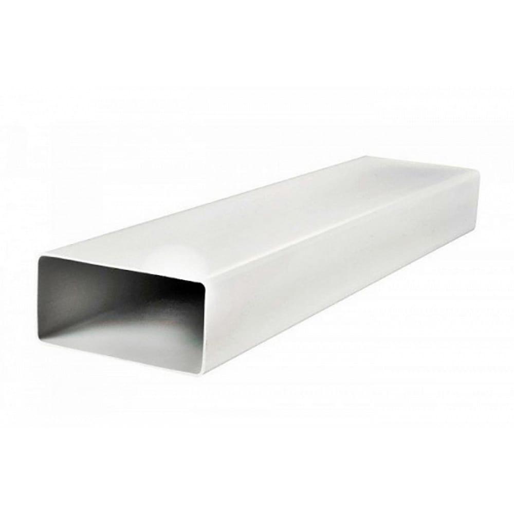 Канал вентиляционный прямоугольный 110 х 55 мм х 0.5 м эвент 55110 в
