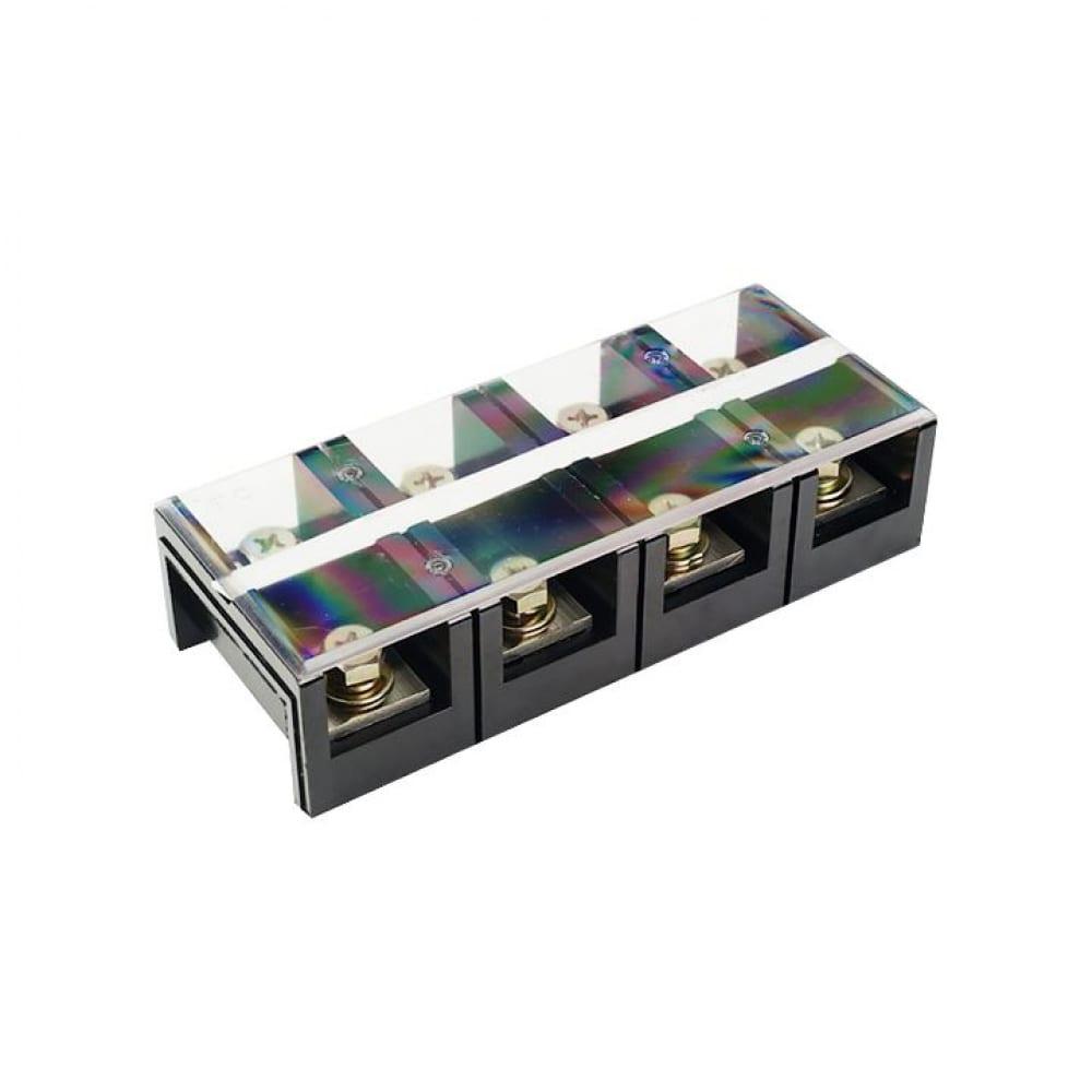 Клеммный терминал ekf tc-2003 до 95 мм2 200a 3 клеммные пары proxima sqtc-2003