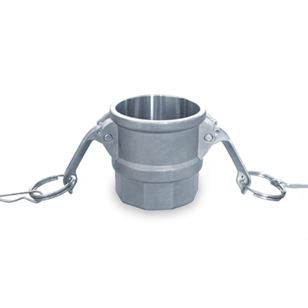 Камлок тип d (розетка; внутренняя резьба bsp; 75 мм-3 ; нержавеющая сталь) titan lock tl300dss  - купить со скидкой