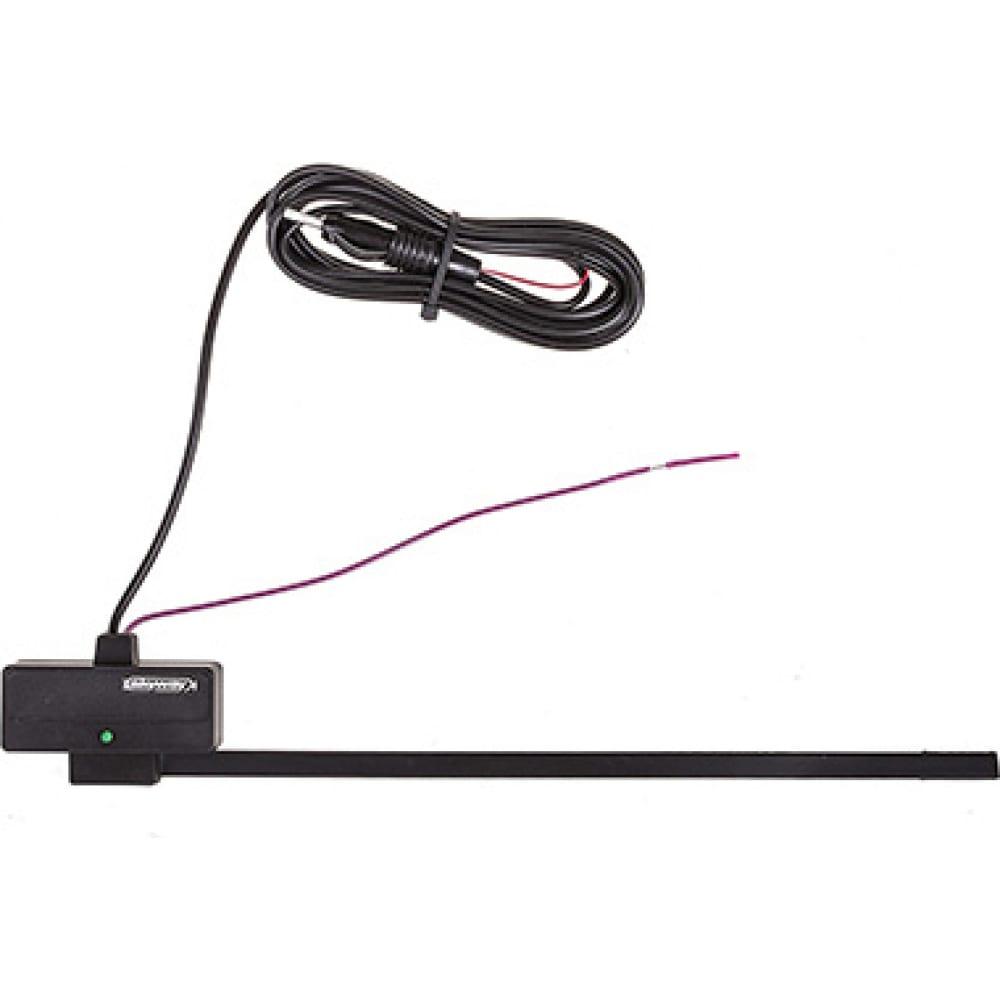 Купить Активная внутрисалонная антенна fm skyway delta прямоугольная кабель 220 см черный s00203008