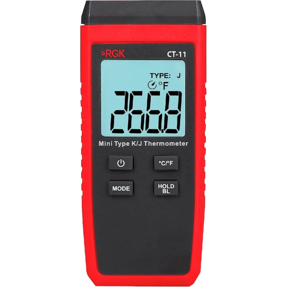Контактный термометр rgk ct-11 776318