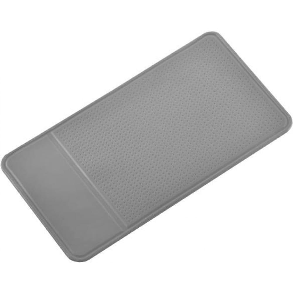 Купить Противоскользящий коврик панели skyway темно/серый s00401012