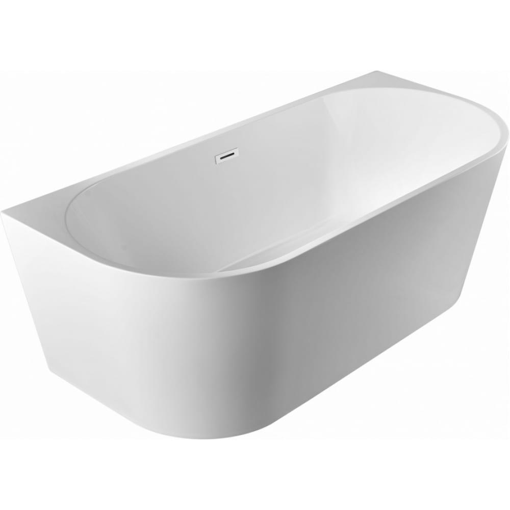 Купить Акриловая ванна swedbe vita 1700 мм, отдельно стоящая 8828