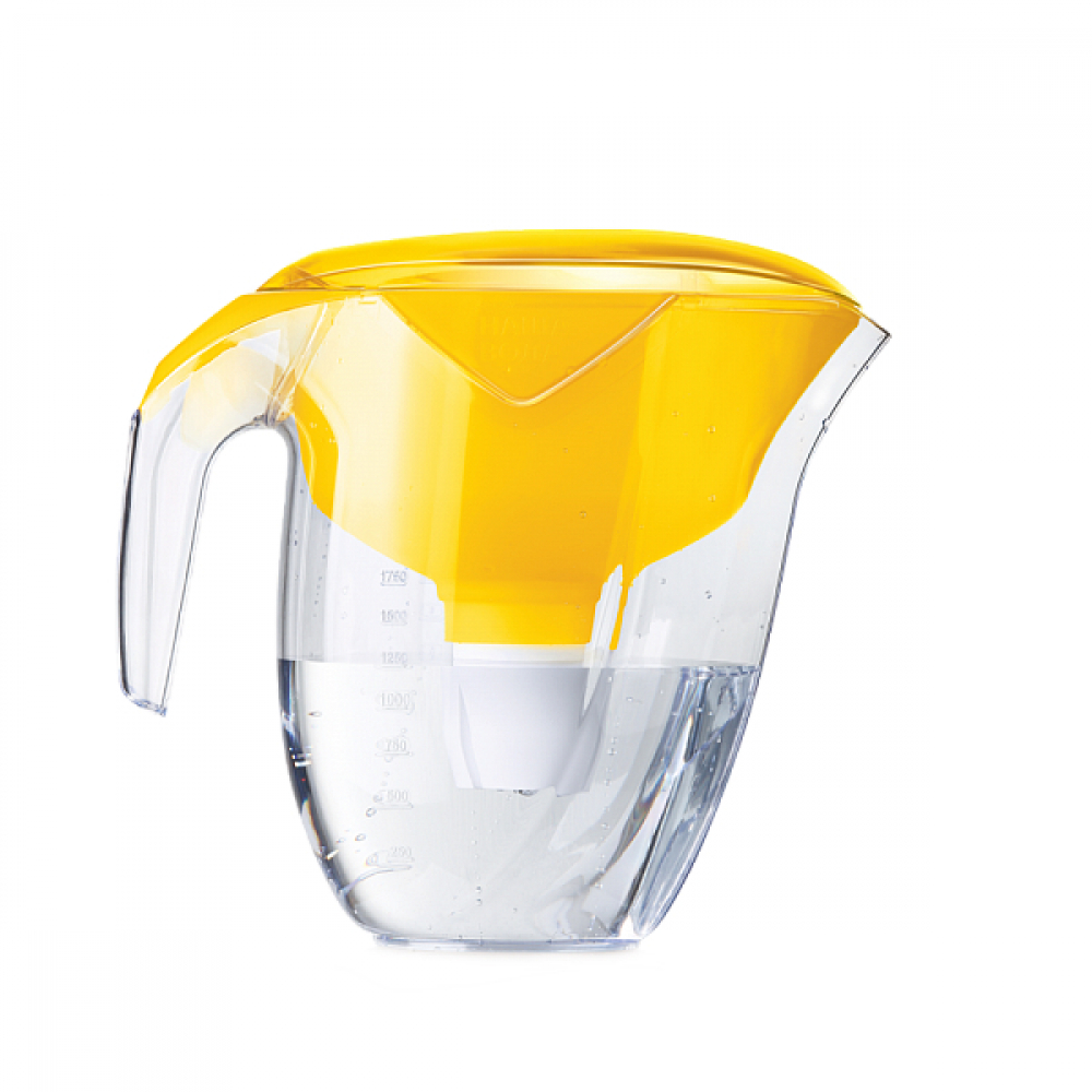Фильтр-кувшин ecosoft наша вода немо желтый fmvnemoy