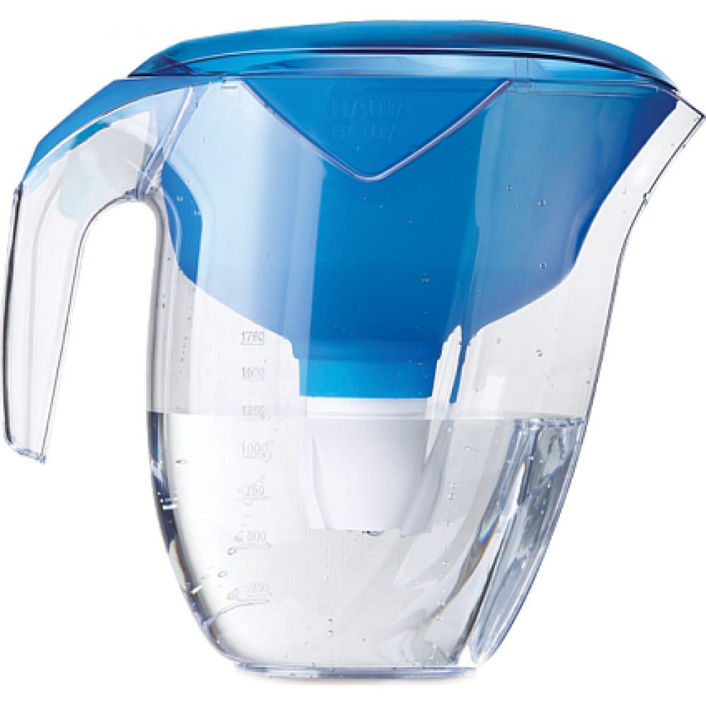 Фильтр-кувшин ecosoft наша вода немо синий