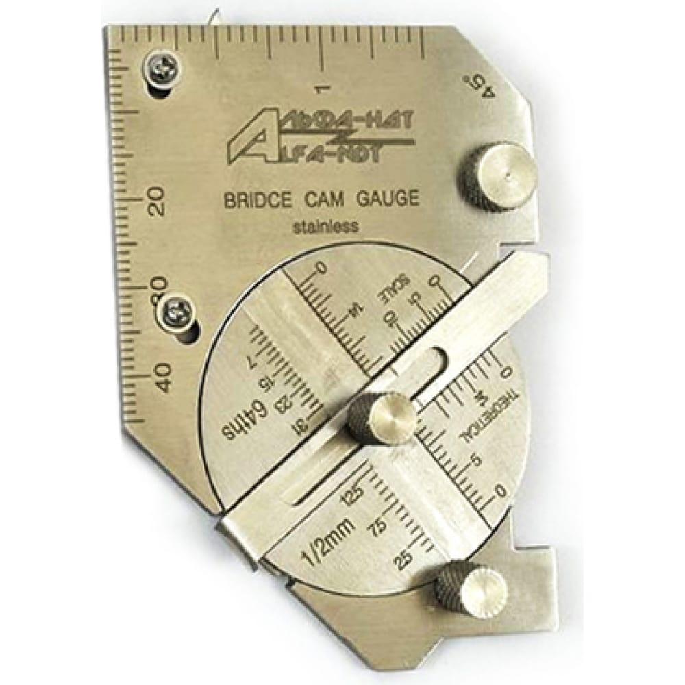Карманный измеритель сварных швов pocket bridge