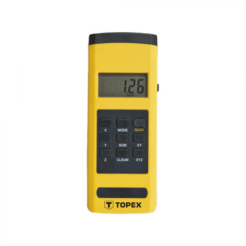 Ультразвуковой дальномер topex 31c901
