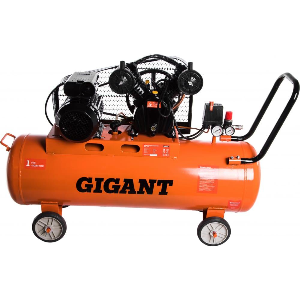 Купить Ременной компрессор gigant bcl-100