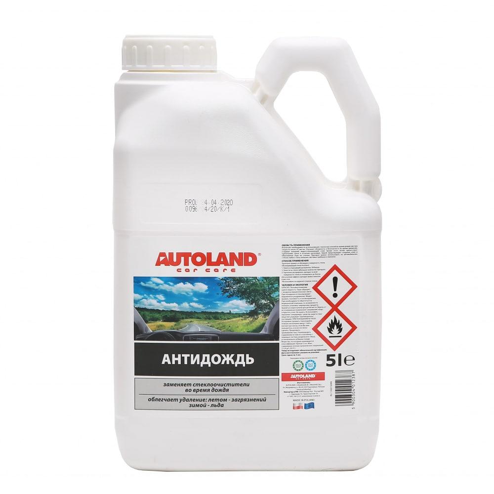 Средство антидождь autoland 5 л 135015099