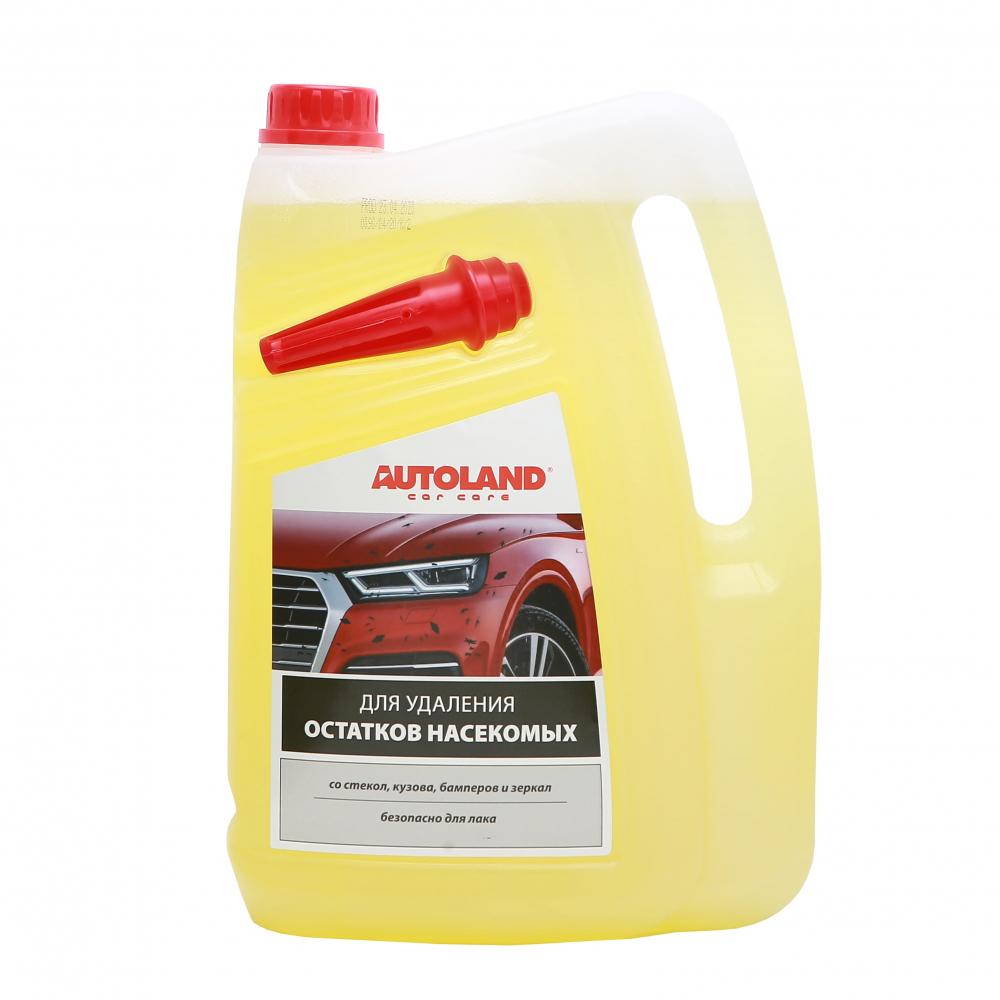 Средство для удаления насекомых autoland 5