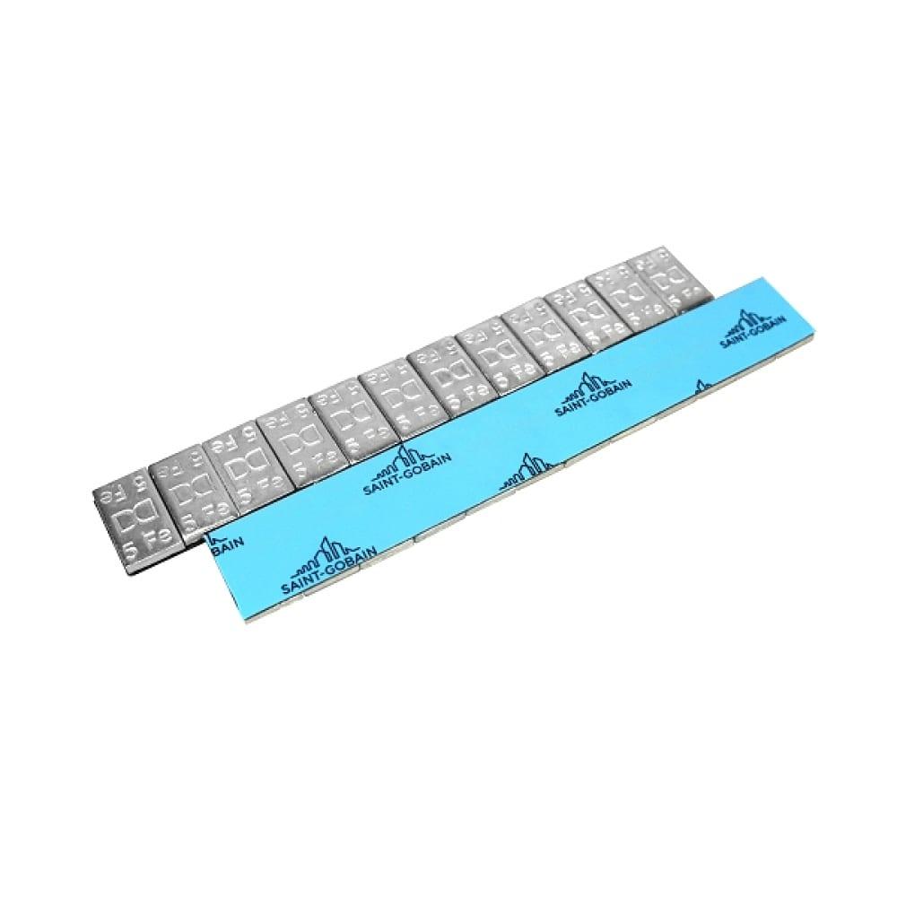 Купить Самоклеящиеся стальные оцинкованные грузы dr. reifen dr 5gx12 50шт в упаковке gz-0081