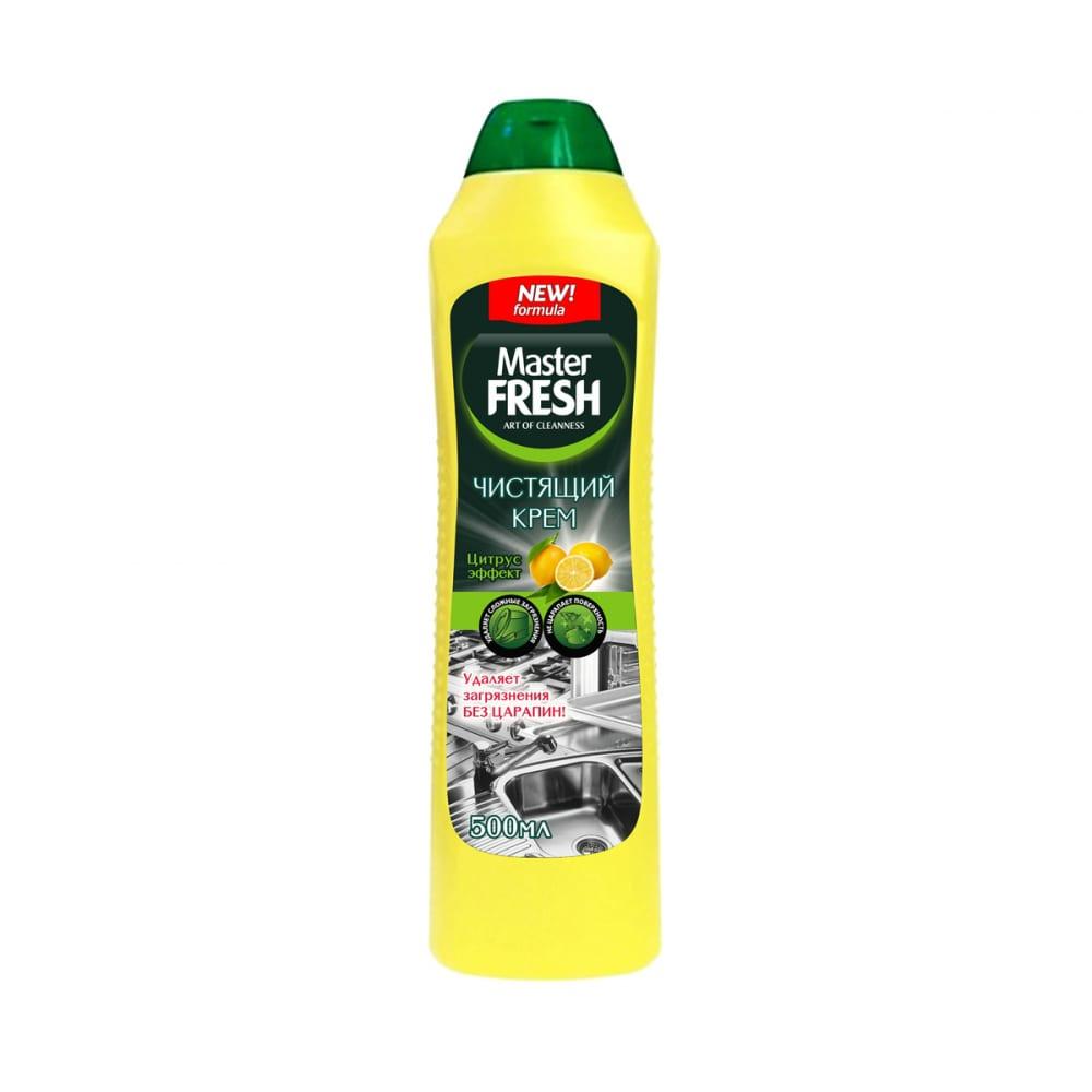 Купить Чистящий крем master fresh аромат лимона, 500 мл с0006174