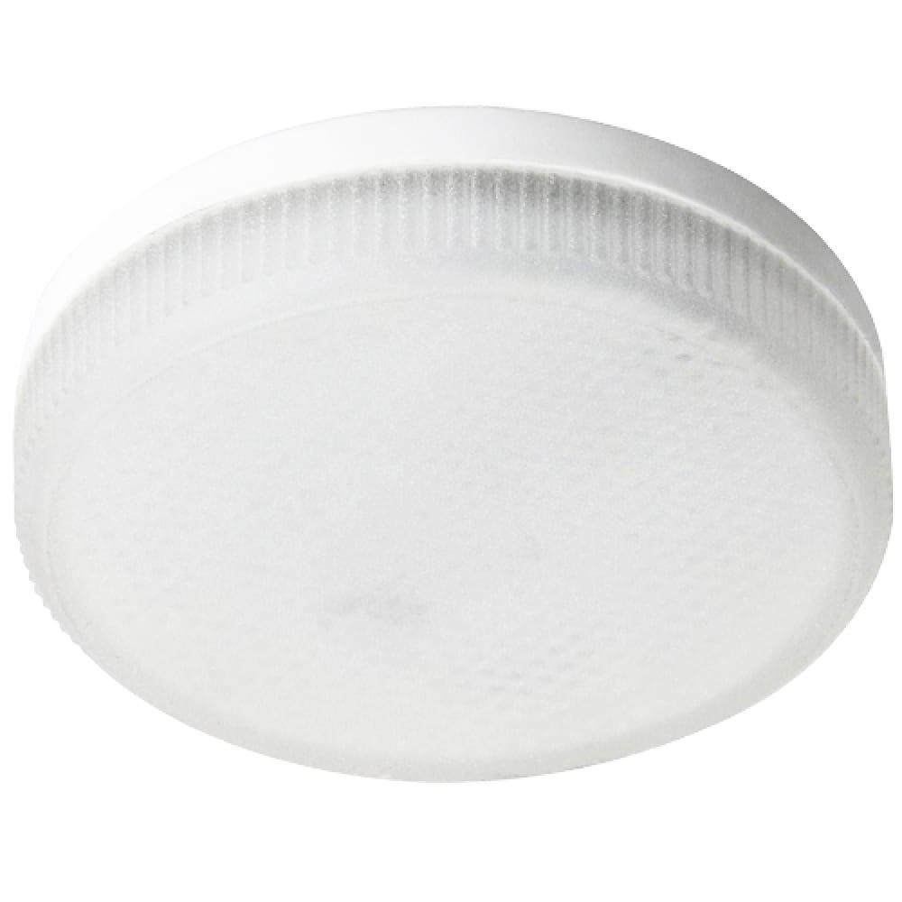Купить Светодиодная лампа ecola gx53 led premium 10, 0w tablet 220v с изменяемой цв.темп. матовая 27x75 t5ct10elc