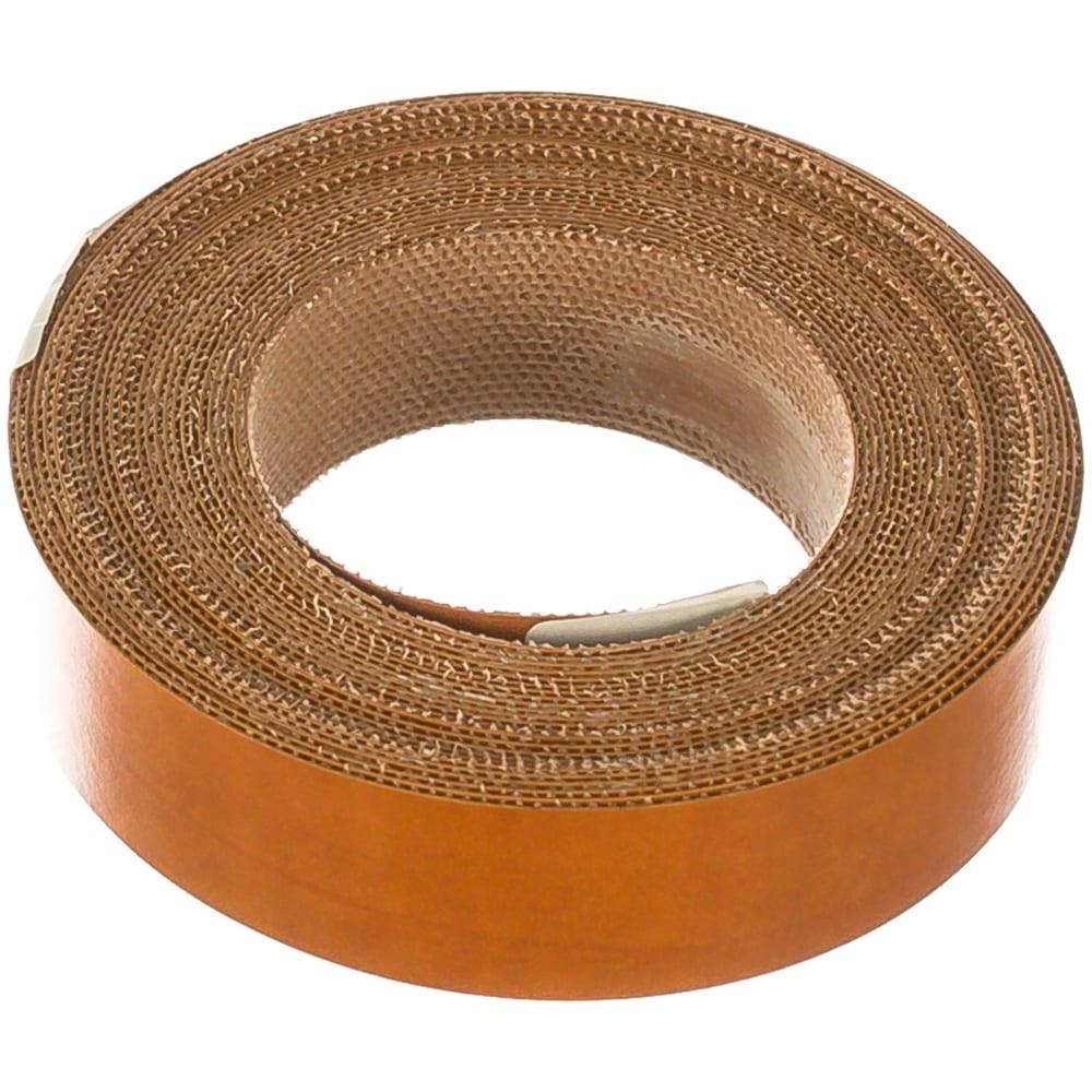 Купить Кромочная меламиновая лента с клеем невский крепеж 19 мм груша r4966 5 м 801937