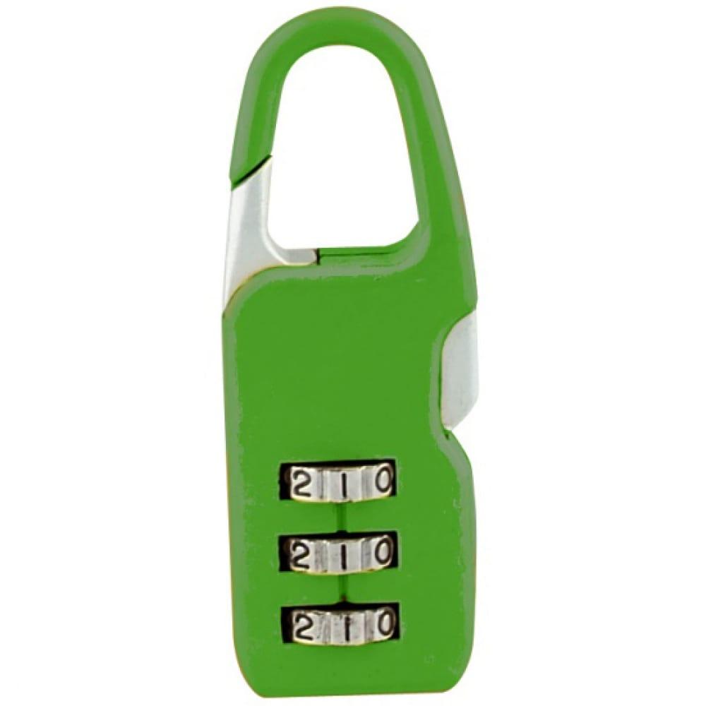 Купить Навесной кодовый замок trodos cl510a зеленый blister 210142