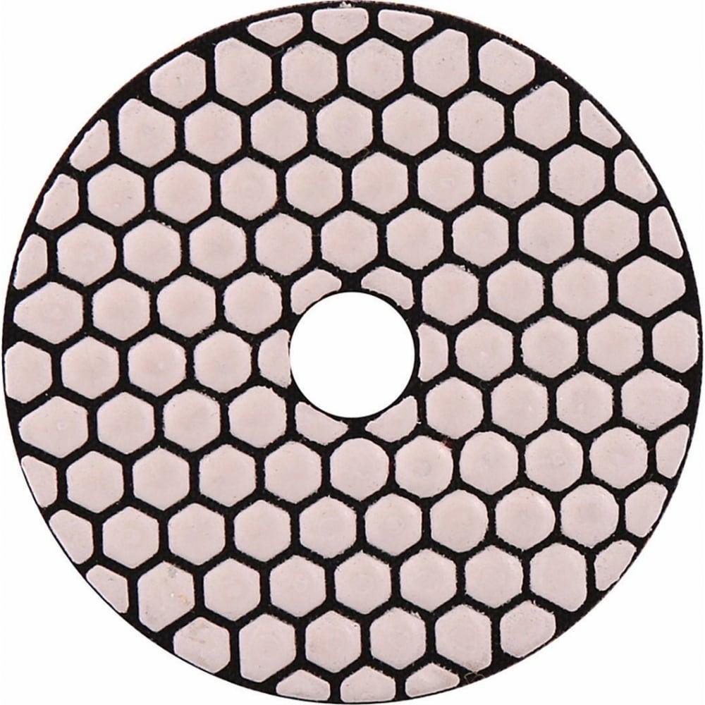 Купить Круг алмазный гибкий шлифовальный черепашка № 200 100 мм trio-diamond 360200