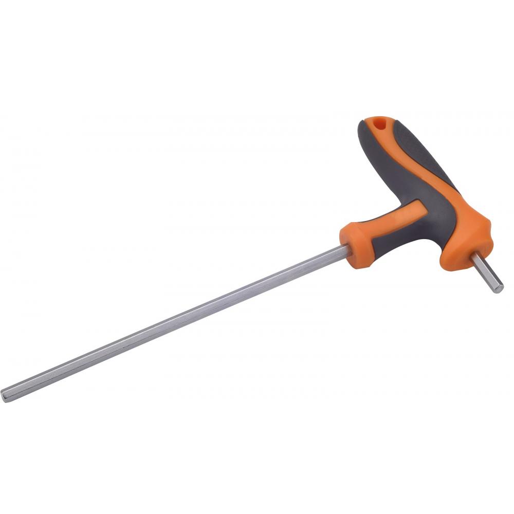 Купить Имбусовый ключ harden crv, с т-образной рукоятью, 8x200 мм 540717