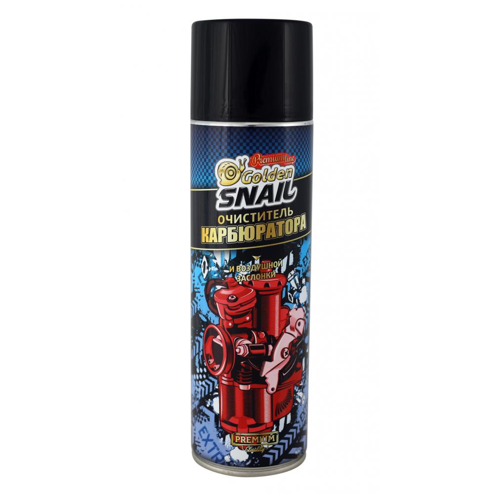 Очиститель карбюратора golden snail 650 мл gs5003
