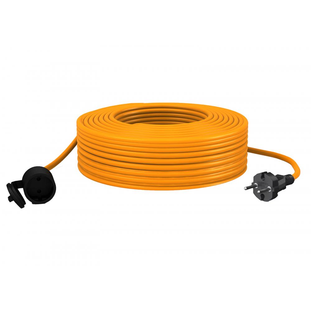 Купить Удлинитель-шнур gigant с/з кгт 3х2, 5 16a 30м ip44 pe-028