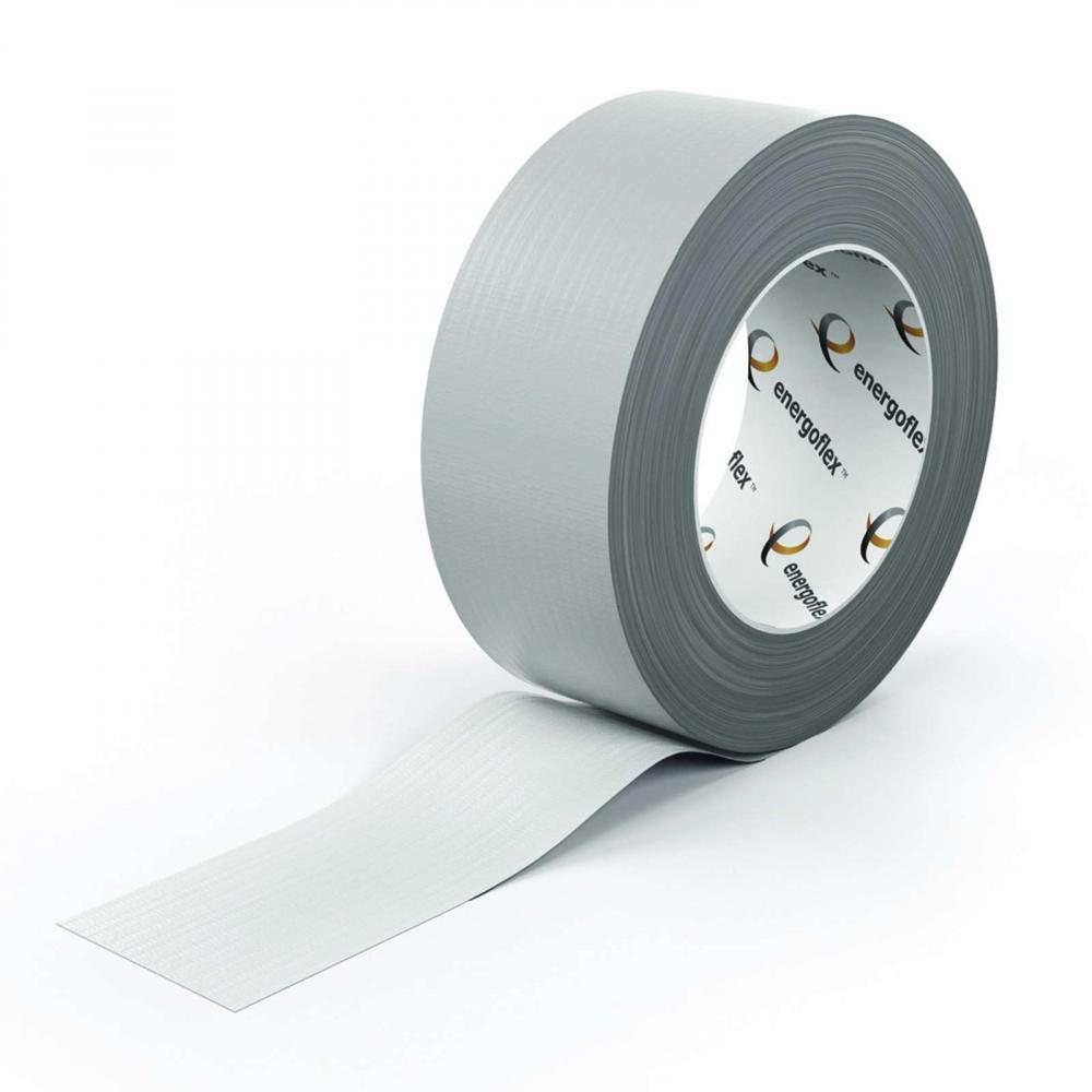 Купить Самоклеющаяся армированная лента energoflex 48 ммх25 м, серая efxl04825arskgr