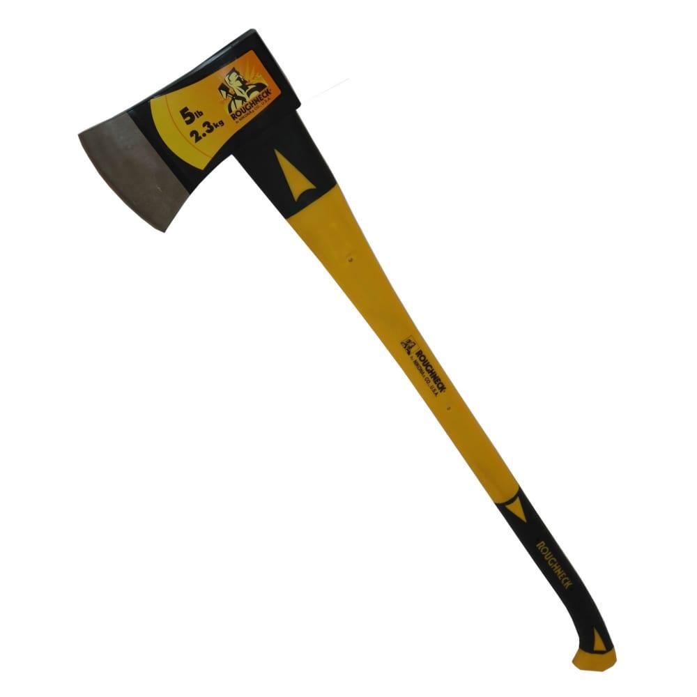 Купить Топор roughneck с фибергласовой ручкой nikona 36 , 5lb 65-648