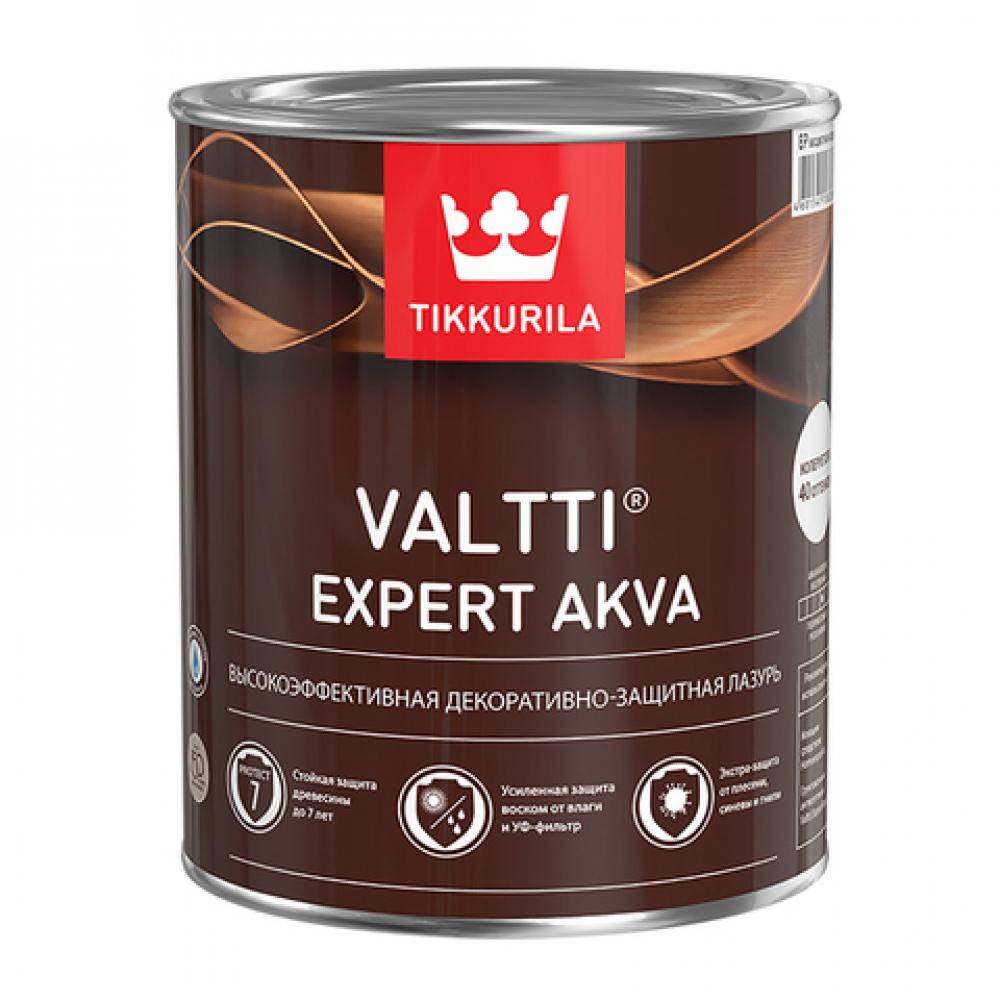 Купить Антисептик для дерева tikkurila валтти эксперт аква сосна 9 л 48444