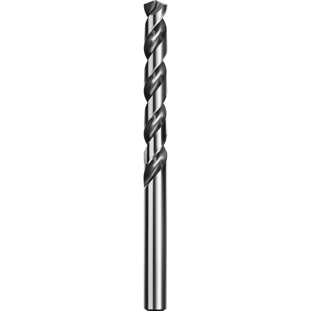 Сверло по металлу hss-g сталь м2 (10.5х133 мм) kraftool 29651-10.5  - купить со скидкой