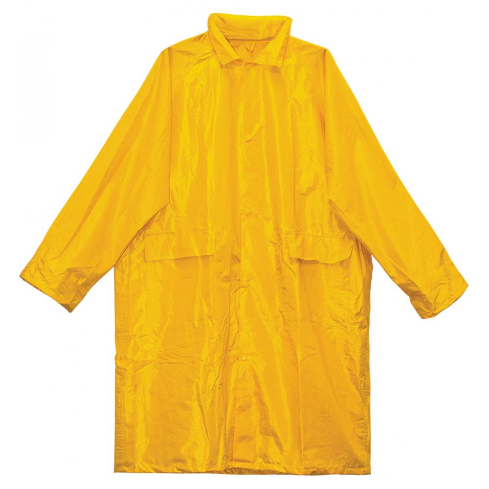 Влагозащитный плащ 2hands цвет желтый pp1 - 3xl