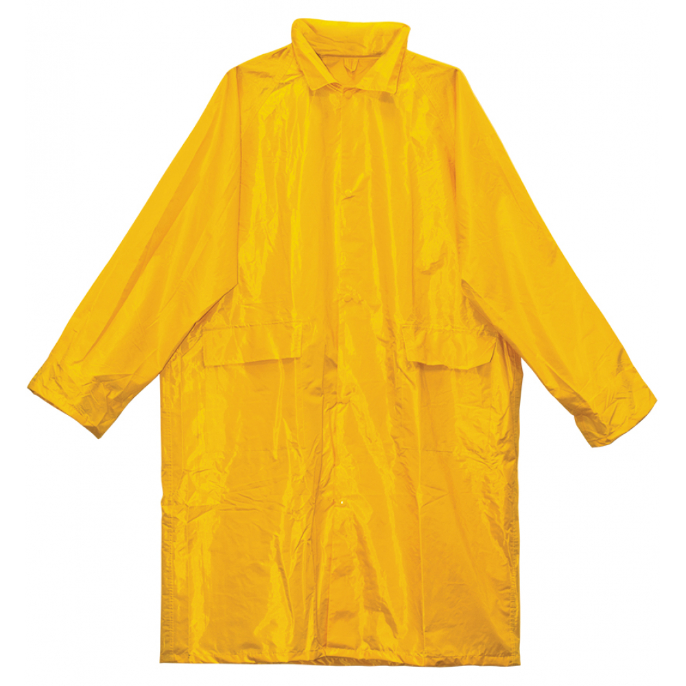 Влагозащитный плащ 2hands цвет желтый pp1 - 2xl