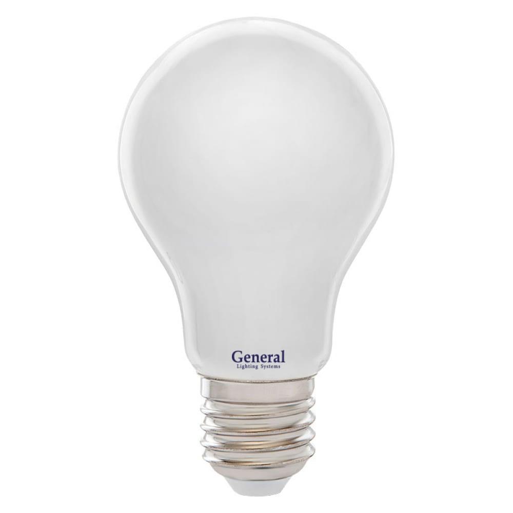 Купить Светодиодная лампа general lighting systems fil a60s-m-10w-230-e27 649937