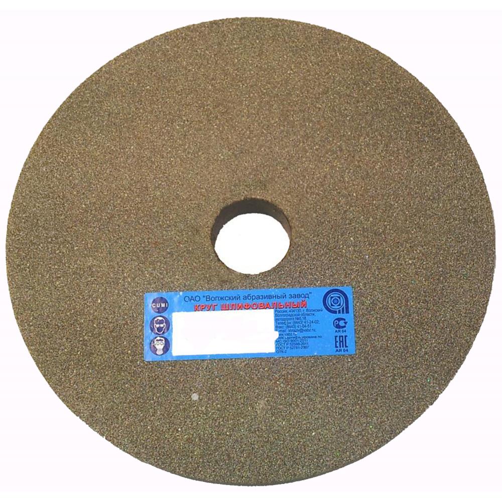 Купить Круг шлифовальный 1 (80х20х20 мм; 64 с; 25см f60 k/l) волжский абразивный завод 036623