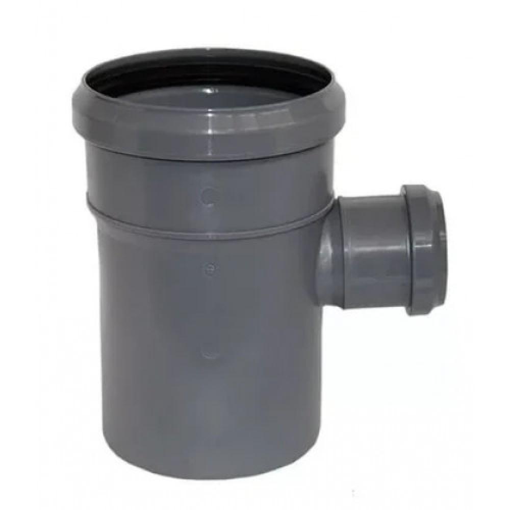 Купить Тройник для канализации flextron 110х50мм 87°градусов svk-k14247