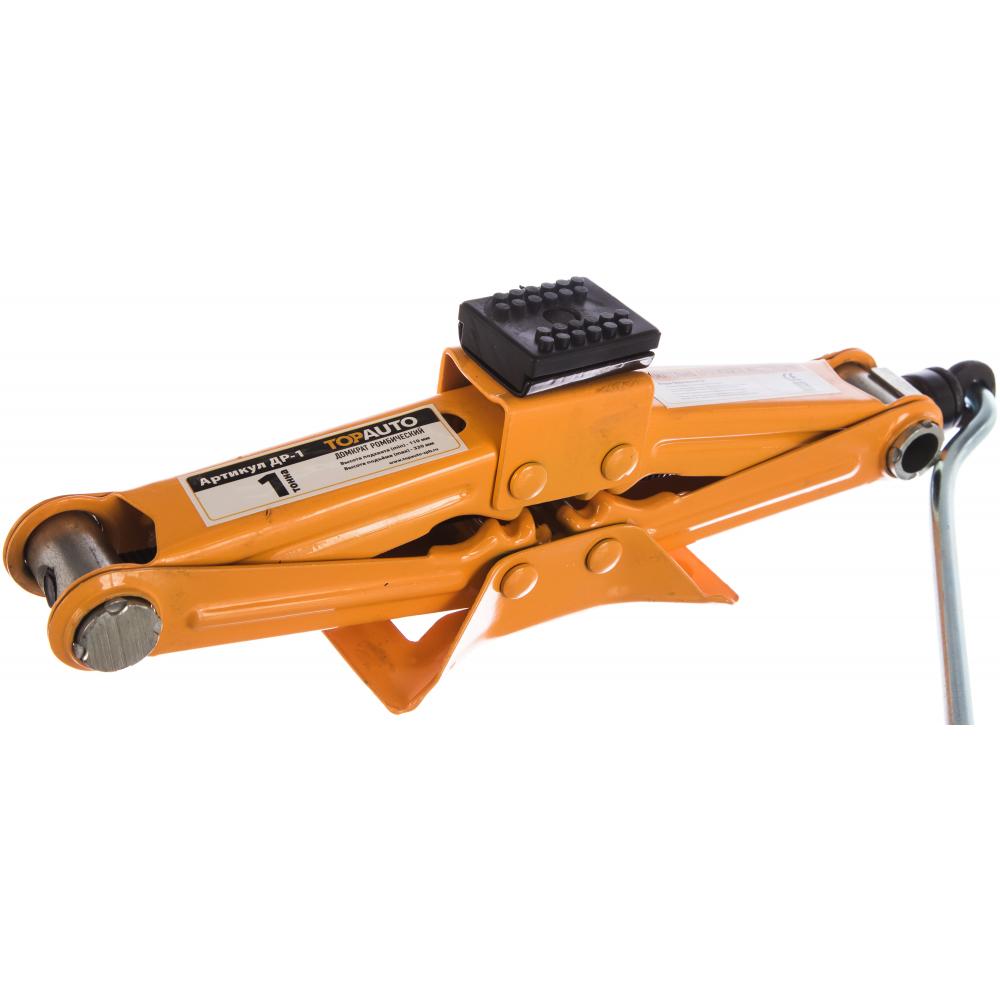 Купить Механический ромбический домкрат topauto 1т h 135-320 мм в сумке др - 1
