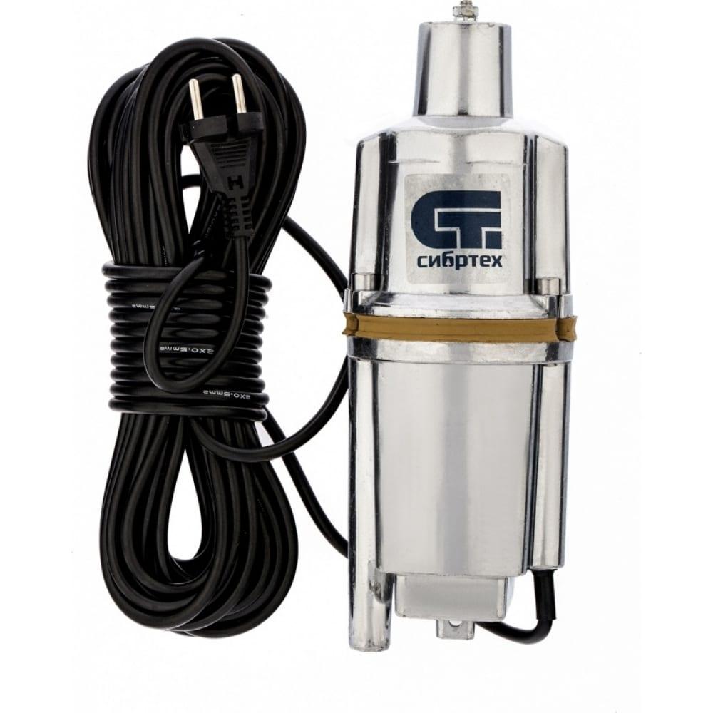 Купить Вибрационный насос сибртех свн300н-15 кабель 15 м 99306