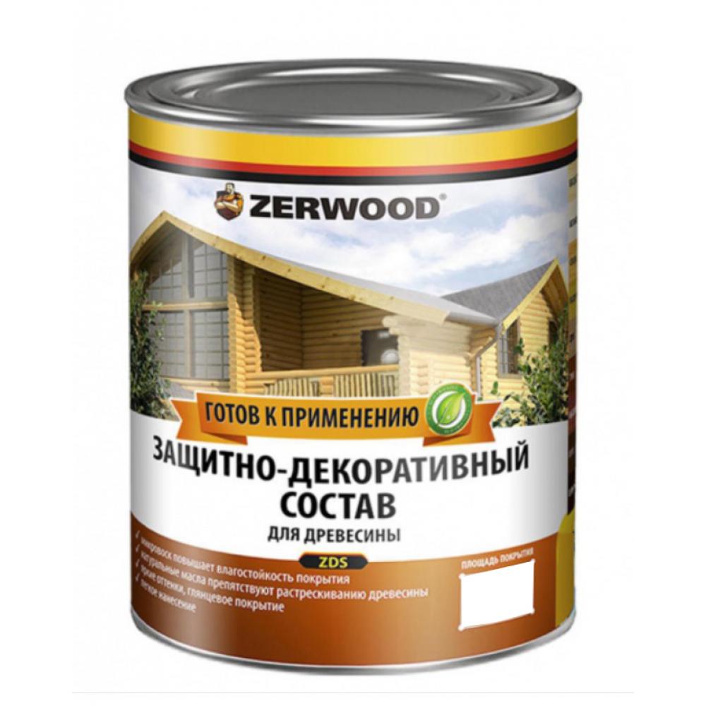 Купить Защитно-декоративный состав zerwood zds палисандр 3л 00871696247