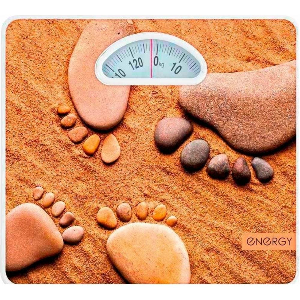 Напольные механические весы energy enм-408d 3115  - купить со скидкой