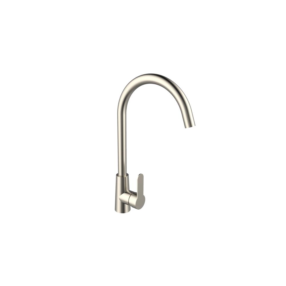 Купить Смеситель для кухни agger splendid никель a0900133