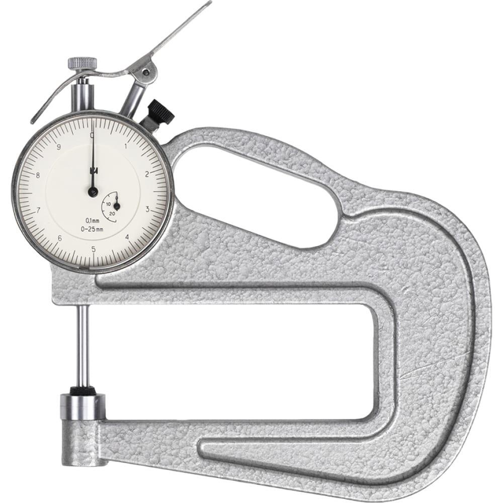 Купить Индикаторный толщиномер кировинструмент тр 25-100б 0, 1 ручной 127841